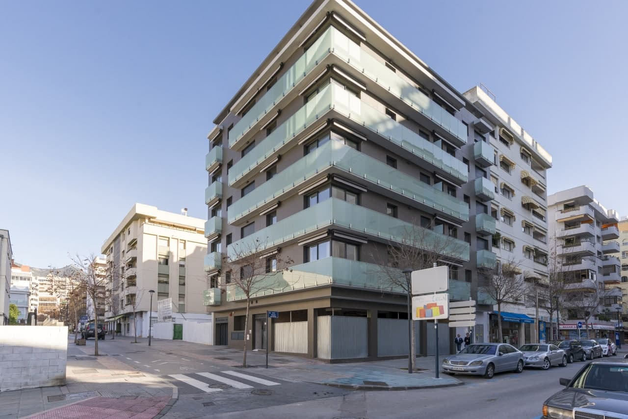 Edificio Finlandia Marbella